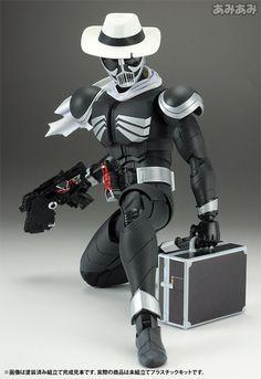 Kamen Rider Skull (i've put this model together lol)