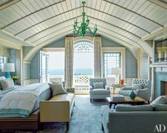 A Stunning Hamptons House with Modern-Meets-Victorian Interiors Photos | Architectural Digest