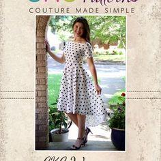Hope's Hi-Low Dress PDF Pattern Sizes 6/12m to 8 Kids   Etsy Girls Sizes, Girls Dresses Online, High Low Skirt, Hi Low Dresses, Pdf Sewing Patterns, Sewing Projects, Fancy, Kids, Wedding