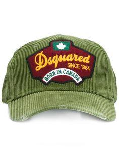 b3ee255aa37e DSQUARED2  Born in Canada 棒球帽.  dsquared2  cap