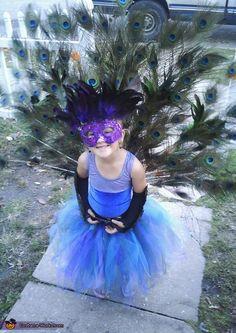 Proud Peacock - 2012 Halloween Costume Contest