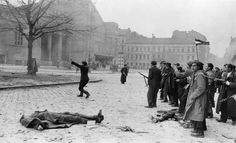 Now Hungarians not only fought the Russian invaders but they also executed members of the hated secret police. The outgunned freedom fighters took a reported 10,000 casualties before giving in. The U.S., needing Soviet cooperation in the Middle East, did not intervene.