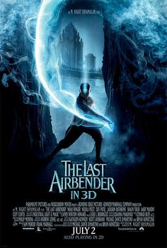 The Last Airbender - 2010 Best Movie Posters You Never Seen Before: 2011 Coming Up Movies Poster
