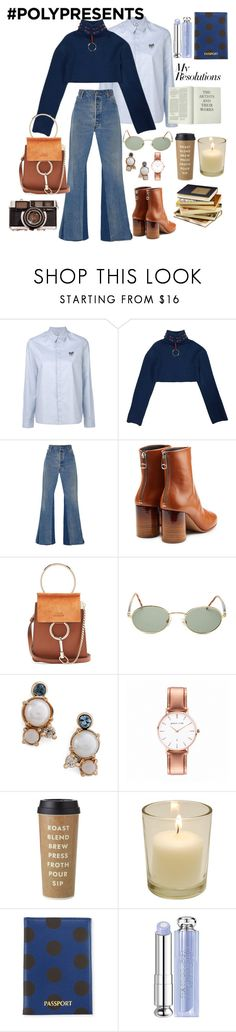 """""""#PolyPresents: New Year's Resolutions"""" by kenza-sallemi ❤ liked on Polyvore featuring Kenzo, M.Y.O.B., RE/DONE, Maison Margiela, Chloé, Forever 21, Mociun, Abbott Lyon, Kate Spade and Neiman Marcus"""