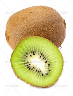 sectioned kiwi isolated on white base ... breakfast, closeup, desert, dessert, dinner, exotic, food, fresh, fruit, green, hairy, health, healthy, ingredient, isolated, juicy, kiwi, macro, natural, nature, nobody, nutrition, organic, ripe, section, slice, snack, sweet, taste, tasty, texture, tropical, vegetable, vegetarian, wet, white, wholesome