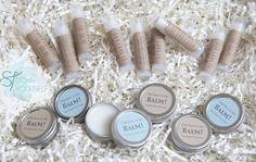DIY | lip balm wedding favors » Something Turquoise {daily bridal inspiration}