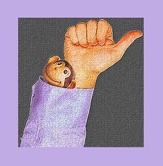 🙊 Nu komt de aap uit de mouw.  🙊Betekenis : Nu blijkt wat werkelijk de bedoeling was. / Als ineens duidelijk wordt hoe iets zit, of als eindelijk iemands ware bedoeling of karakter blijkt, is het heel gewoon om uit te roepen 'Nu komt de aap uit de mouw!' 🙊 E: Now is the moment of truth! / The cat is out of the bag!  🙊 F: Voilà que se révèle la vérité toute nue! / Le pot aux roses est découvert! 🙊 D: Das Geheimnis ist gelüftet worden. / Man ist der Sache auf die Spur gekommen.