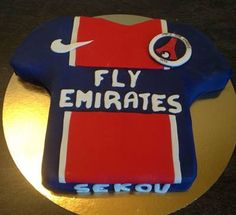 Psg Birthday cake ideas