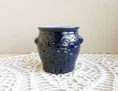 Small West Germany Vase  Nr. 604 10 G from 1960s от DelicateRetro