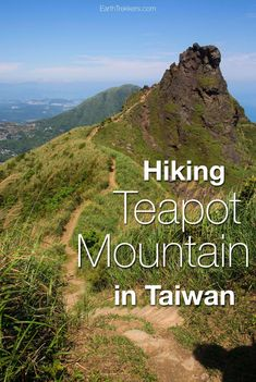 Hiking Teapot Mounta