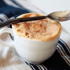Mug cake peanut butter