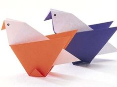 49 Best Origami For Kids Images Paper Folding Easy Origami Crafts