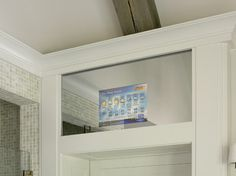 Gallery One Frame the bathroom mirror in minutes with MirrorMate