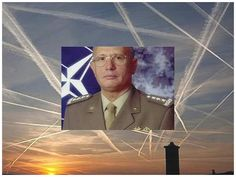 NATO General Wants Answers to Chemtrails | Humans Are Free