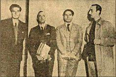 En 1937, Pablo Neruda invitó a Octavio Paz, quien tenía entonces veintitrés años de edad, al Segundo Congreso Internacional de Escritores Antifascistas, que tuvo lugar en Valencia, Barcelona y Madrid, del 4 al 17 de julio, en plena Guerra Civil.