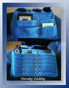"""I added """"Handy Caddy Crochet-a-Long - free pattern"""" to an #inlinkz linkup!http://www.crochetmemories.com/blog/handy-caddy-cal-part-a/"""