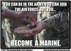Become a Marine