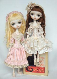 Julie no4 - Porcelain ball jointed doll BJD