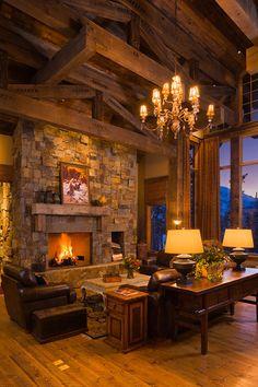 Io voglio un camino di pietra nel mio soggiorno.  Mi piace passare il tempo con la mia famiglia e i miei amici a casa mia i weekends.  Possamo bere un po' di vino e ci divertiremo insieme.
