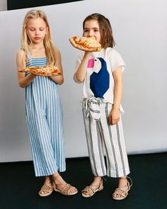 #zaraeditorial Kids | Colors for lunch