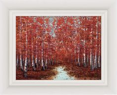 Autumn Moment by Inam