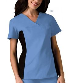 Cherokee Flexibles 2874 V-Neck Tunic.