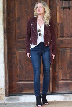 Mom Uniform | The Perfect, Everyday, Fall Outfits for Busy Moms