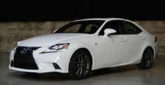 2016 Lexus IS 250 Review