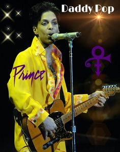 Prince was the coolest musician to ever be on this planet.