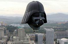 Vader Hot Air Balloon
