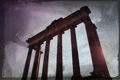 Tempio di Saturno - Foro Romano