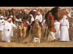 Wild Arabia Trailer - BBC Two - YouTube