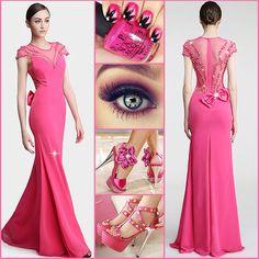 Elegant dress for elegant you!  Find More: http://www.imaddictedtoyou.com