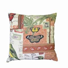 Mixed Scene Cushion Available on Wysada.com