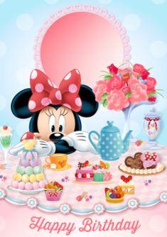 Happy Birthday Miss Bailey Gracehave A Enjoyable Daysgrandmama Disney WishesHappy
