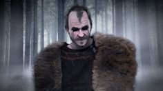 Floki Vikings, 3d work, modeling, texturing, nhair, illumination, render.