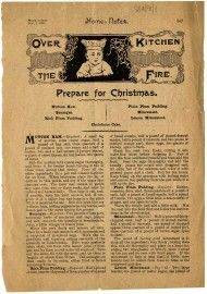 Food - SCA - Scottish Council on Archives plum pudding