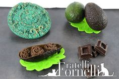 Chocolate #Guacamole: #Chocolate #mousse made with #avocado. #Veg #Vegan #Healthy #Recipe - Fratelli ai Fornelli