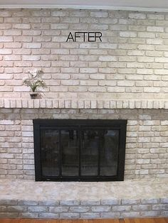 20 best white painted fireplace images house decorations log rh pinterest com