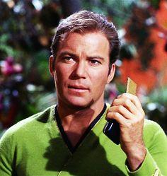"""Kirk to Enterprise."""