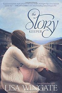 In The Story Keeper by Lisa Wingate, Jen Gibbs has just moved up in her publishing career to work with the prestigious Vida House Publishing in New York. A competitive former coworker is there as w… Books To Read, My Books, Teen Books, Christian Fiction Books, Thing 1, Love Book, Great Books, Book Lists, So Little Time