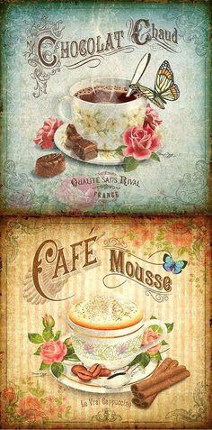 21 ideas for vintage posters retro printables wall art Vintage Diy, Decoupage Vintage, Vintage Labels, Vintage Ephemera, Vintage Cards, Vintage Paper, Vintage Signs, Vintage Coffee, Vintage Pictures