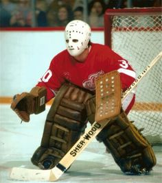 Corrado Micalef was drafted by DET in He played parts of 5 seasons with DET. to career GAA Total Hockey. The Official Encyclo of NHL. 1998 ed. Hockey Shot, Hockey Goalie, Hockey Games, Detroit Red Wings, Sheffield Steelers, Goalie Mask, Star Wars, Vancouver Canucks, My Themes