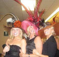 Terrill Hats @KentuckyDerby