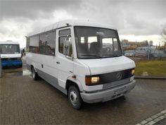Mercedes-Benz 711D Passenger Bus 25 Seats, 1994, Minibus