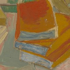 Piles of French Novels, Vincent van Gogh, 1887. Van Gogh Museum.