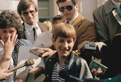 AIDS is officially diagnosed in 1984 ( victim Ryan White pictured )