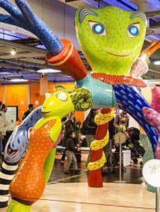 Cité des enfants - Permanent exhibitions - Cité des sciences et de l'industrie - Exhibitions, conferences, cinemas, cultural activities for children, parents, families - Paris