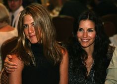 "In 2005, Jen even became the godmother to Courteney's daughter, Coco. | 27 Photos Of The ""Friends"" Cast Being Friends In Real Life"