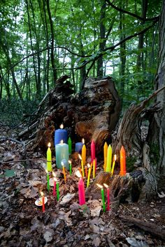 Fairy Candle Party